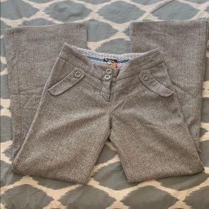 Anthropologie By Taikonku Wool Dress Pants